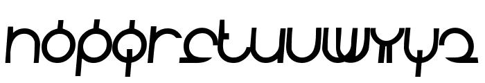 Fidelle Font LOWERCASE