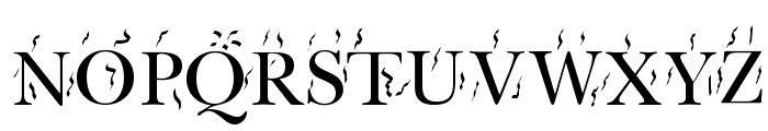 Fiesta Win95 Font UPPERCASE