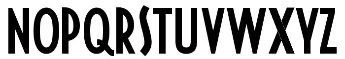 Fiesta Font UPPERCASE