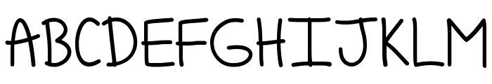 Fight For Our Love [Bold]Regular Font UPPERCASE