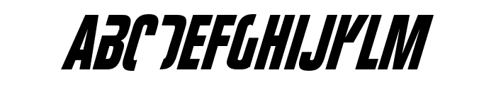 FightThis Font LOWERCASE