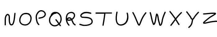 FigsintheSummer Font UPPERCASE