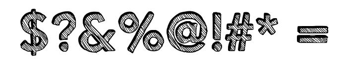 Figurativative Font OTHER CHARS