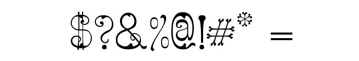 Figurny Font OTHER CHARS