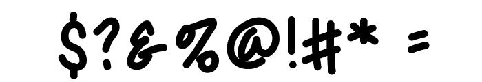 Fil3 Font OTHER CHARS