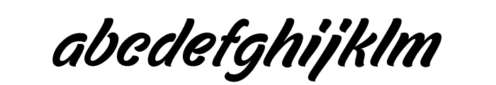 Filbert Color Personal Use Font LOWERCASE