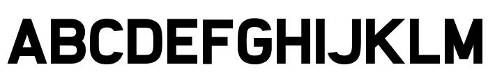 Filetto Bold Font UPPERCASE