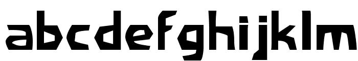 Filirator Font LOWERCASE