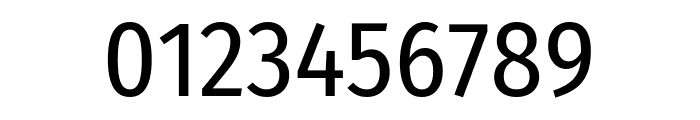 Fira Sans Condensed Regular Font OTHER CHARS