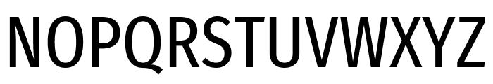 Fira Sans Extra Condensed Regular Font UPPERCASE
