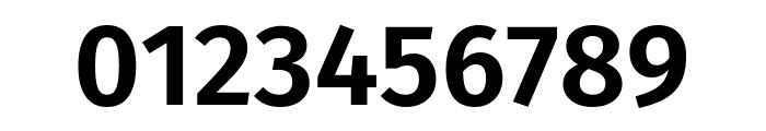 Fira Sans SemiBold Font OTHER CHARS