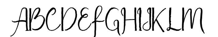 Firdaus Font UPPERCASE