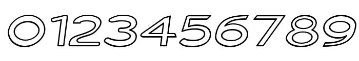 Fisherman Sans Net Oblique Font OTHER CHARS