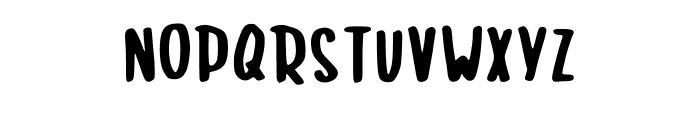 Fishermills Font UPPERCASE