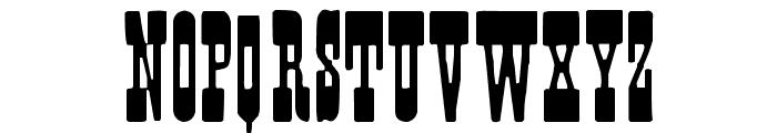 Fisticuffs Font LOWERCASE