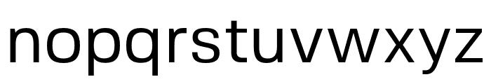 FivoSans-Regular Font LOWERCASE