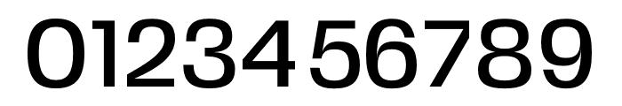 FivoSansModern-Medium Font OTHER CHARS