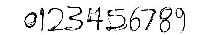 Fixogum Font OTHER CHARS