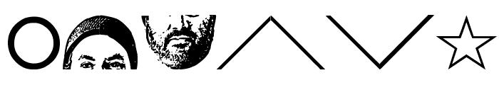 figurehead font Font OTHER CHARS