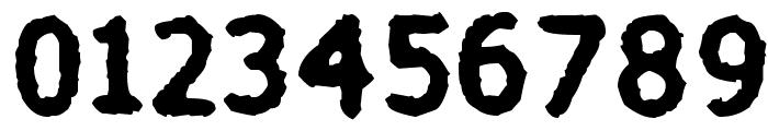 finitimus iungo Font OTHER CHARS