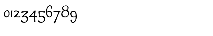 Fidelma Regular Font OTHER CHARS