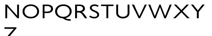 Fiendstar Extended Font UPPERCASE