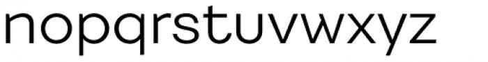 Fibra Alt Light Font LOWERCASE