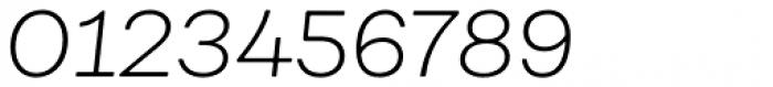 Fibra One Alt Ultra Light Italic Font OTHER CHARS
