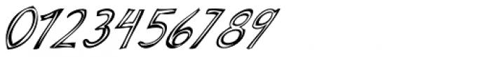 Fiddleshticks Italic Font OTHER CHARS