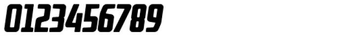 Fidel Black Italic Font OTHER CHARS