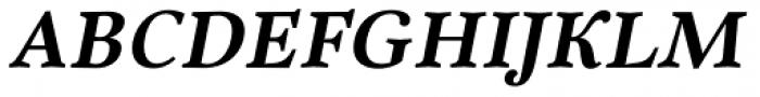 Fidelia Script Bold Font UPPERCASE