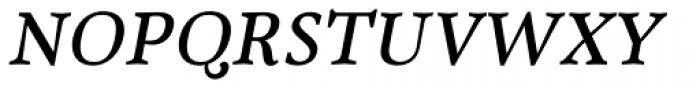 Fidelia Script Regular Font UPPERCASE