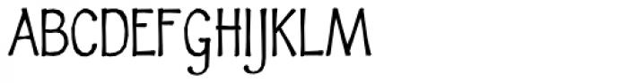 Fidelma Font UPPERCASE