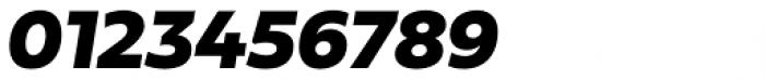Fieldwork Italic Black Font OTHER CHARS