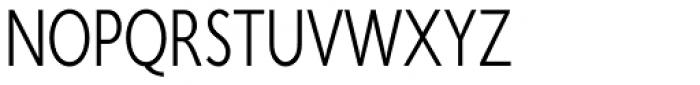 Fiendstar Light Condensed Font UPPERCASE