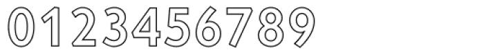 Fiendstar Outline Font OTHER CHARS