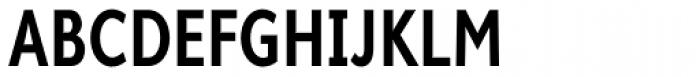 Fiendstar SemiBold Condensed Font UPPERCASE