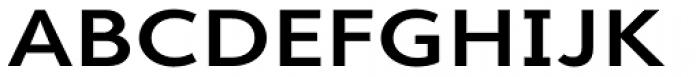 Fiendstar SemiBold Extended Font UPPERCASE