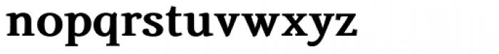 Fiesole Caption Black Font LOWERCASE