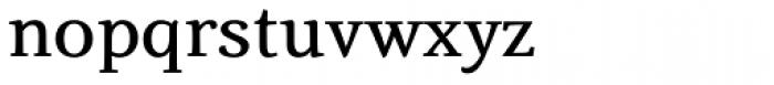 Fiesole Caption Bold Font LOWERCASE