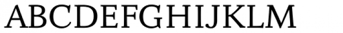 Fiesole Display Font UPPERCASE