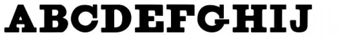 Figgins Brute Complete Font UPPERCASE