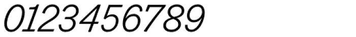 Figgins Standard Italic Font OTHER CHARS