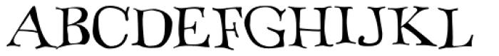 Figment Font UPPERCASE