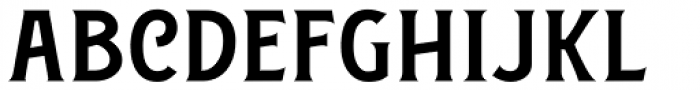 Figuera Variable Bold Semi Extended Font UPPERCASE