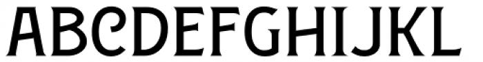 Figuera Variable Regular Extended Font UPPERCASE