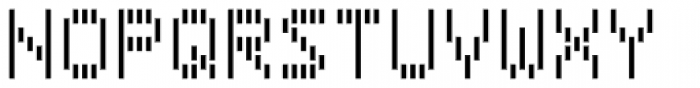 Filament Bold Font UPPERCASE