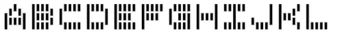 Filament Bold Font LOWERCASE