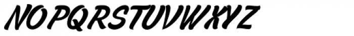 Filbert Color Font UPPERCASE