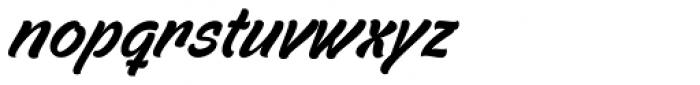 Filbert Color Font LOWERCASE